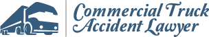 Commercial Truck Accident Lawyer Logo